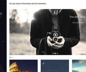 38+ Amazing Photography WordPress Themes