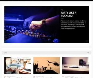 39+ Fresh and Clean Premium Responsive WordPress Themes 2014