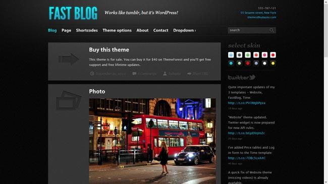 48+ Impressive Premium WordPress Themes for Bloggers