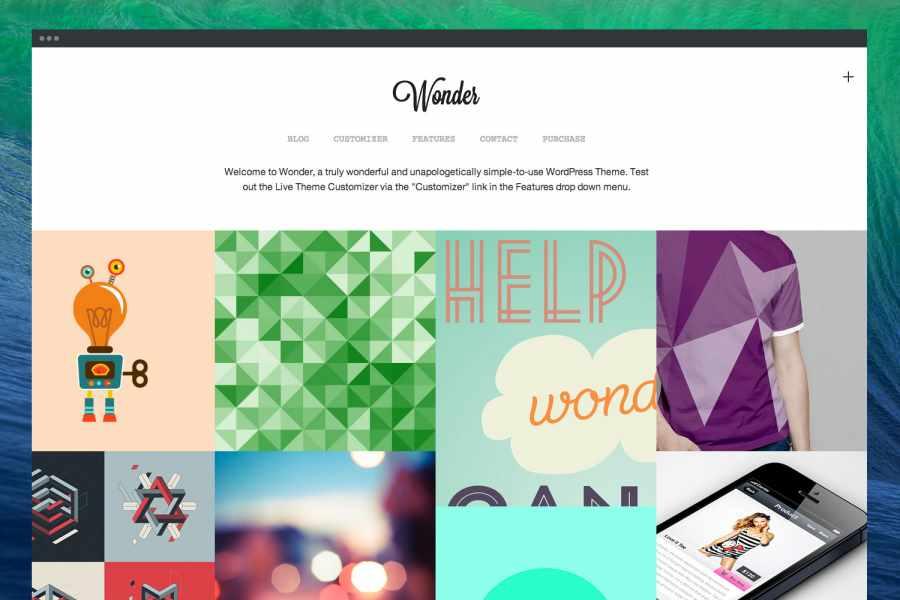 59+ Amazing WordPress Portfolio Themes 2014