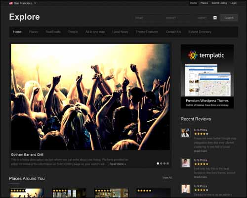 70+ Great Responsive WordPress Video Themes