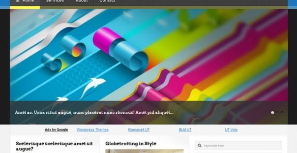 169+ Great Free WordPress Templates 2014