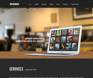 39+ Awesome Single Page WordPress Themes