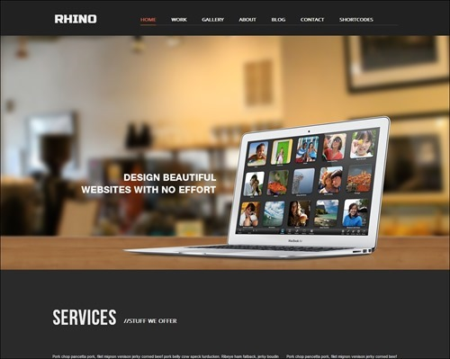 39+ Awesome Single Page WordPress Themes