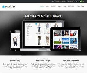 69+ Elegant Responsive WordPress WooCommerce Themes