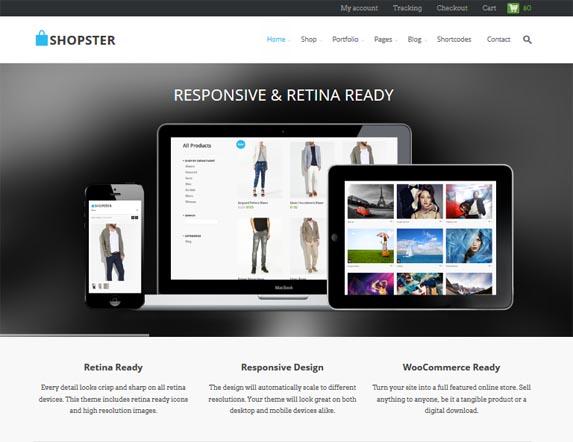 69+ Elegant Responsive WordPress WooCommerce Themes