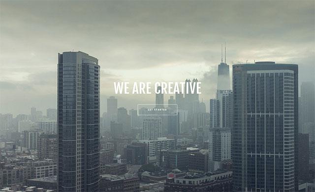 81+ Unique WordPress Single Page Themes 2014