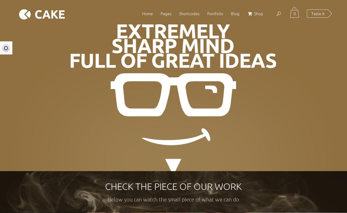 Top 40 Inspiring WordPress Portfolio Themes 2014