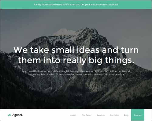 44+ Marvelous WordPress Creative Portfolio Themes