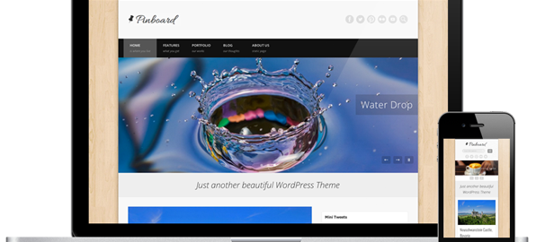Free WordPress Portfolio Themes 2014