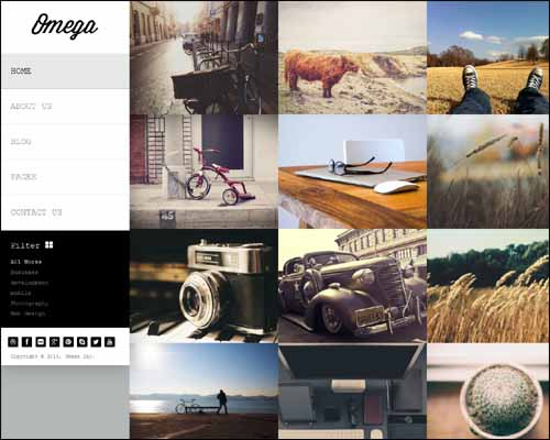 WordPress Photography Themes 2014
