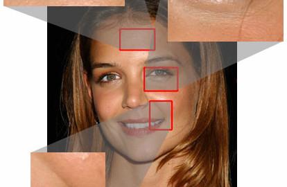 Age Progression in Photoshop