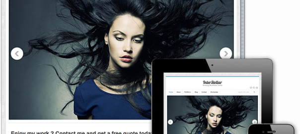 Free Responsive WordPress Themes 2014