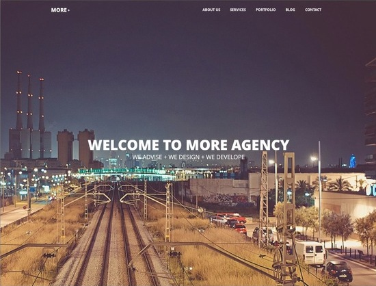 Multi-Purpose Flat Design WordPress Themes 2014