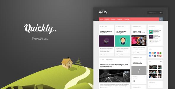 Premium WordPress Personal Blog Templates