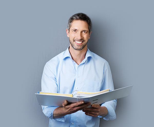 creating professional binder