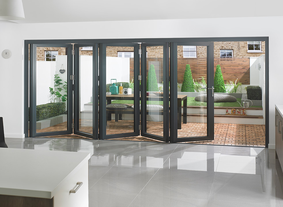 The Quality Aluminum Bifold Doors Are Made Out Of Prime Billet, Which Is A  New Form Of Aluminum And Not Made Out Of Any Scrap.